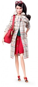 Barbie de collection - Barbie Coach