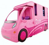 Barbie Camping car équestre