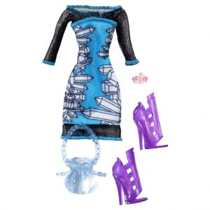 Monster High Habillage tenue Abbey Bominable