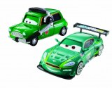 Cars 2 - Nigel Gearsley et Austin Littleton