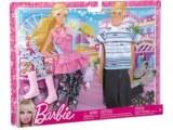 Barbie fashionistas - Vêtements 2 Tenues soirée à la fête foraine