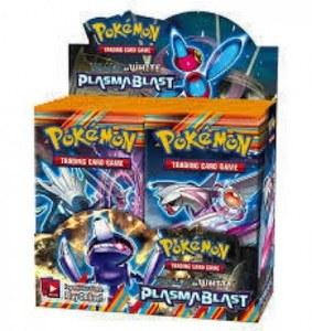 Pokémon 36 Boosters de 10 cartes Noir et Blanc Explosion plasma