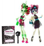 Monster high Coffret Zombie Rochelle et venus