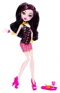 Monster High CREEPATERIA Draculaura