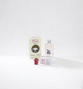 Corolle - eau de toilette parfum vanille