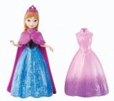 Disney princesses magiclip la reine des neiges et sa tenue Anna
