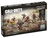 Mega Bloks - Call of duty combatants de la jungle