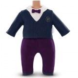 Corolle Habit bébé 30 cm ensemble pantalon paris en fête