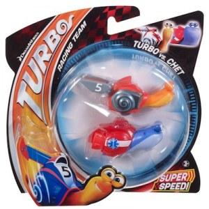 Turbo Coffret 2 mini véhicules escargot Y5780