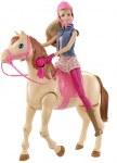 Barbie Hop A Cheval CMP27