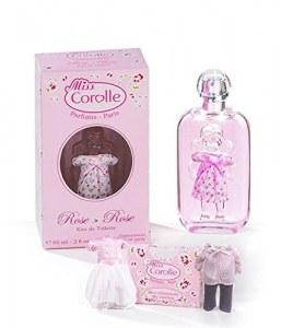 Corolle - eau de toilette parfum rose