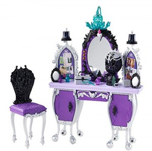Ever After High La Coiffeuse De Raven Queen