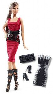 Barbie de collection - Barbie Herve Leger