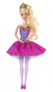 Barbie Ballerine Féérique N5791