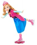 Disney princesse la reine des neiges Anna reine du patinage