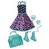 Monster High Habillage tenue Lagoona Blue