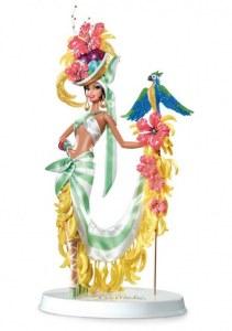 Barbie de collection - Barbie bob mackie brazilian