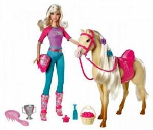 Barbie et son cheval V5721