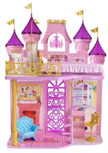 Disney Princesses Château royal X9379