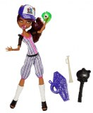 Monster High Ghoul Sports Clawdeen Wolf BJR12