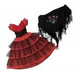 Corolle tenue poupée Kinra Girls Robe de flamenco