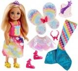 Barbie Chelsea Dreamtopia Arc-en-ciel FJD00