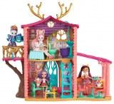 Enchantimals Coffret La Maison de Danessa Biche