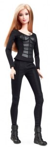 Barbie de collection - Barbie TRIS du film DIVERGENT