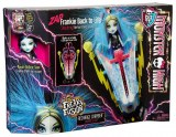 Monster High Playset Frankie Transformator