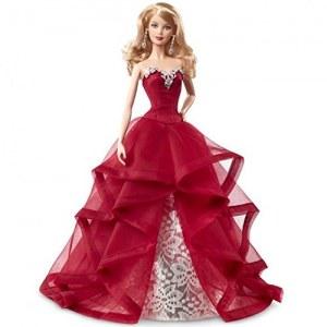 Barbie collector - Barbie joyeux Noel 2015