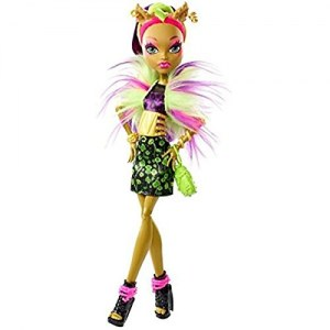 Monster High Fusion Monstrueuse Clawdeen venus