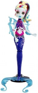 Monster High Ghoulfish Lagoona Blue