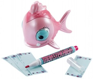 Monster High Monster High creature secrete Neptuna