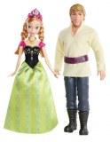 Disney princesse la reine des neiges Coffret duo Anna et Kristoff