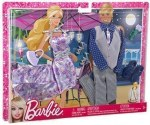 Barbie fashionistas - Vêtements 2 Tenues Diner au Clair de Lune