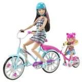 Barbie - Tandem skipper et chelsea