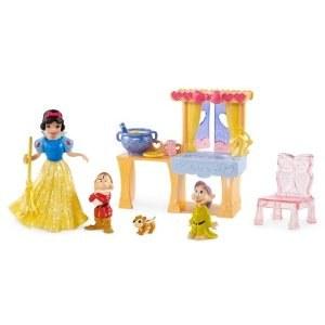 Disney Princesses blanche neige et mobilier