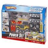 Hot Wheels - Custom Motors - Super Coffret