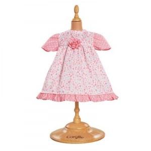 Corolle Habit bébé 30 cm robe bonbon fleurs W9015
