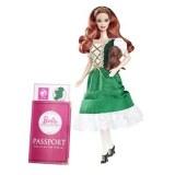 Barbie du monde irlande W3440