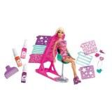 Barbie Studio de relooking coiffure X2345