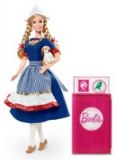 Barbie du monde hollande W3325