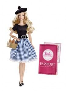 Barbie du monde france X8420