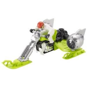 Hot Wheels - Super coffret motorcycle
