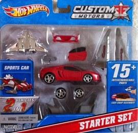 Hot Wheels - Coffret sports car
