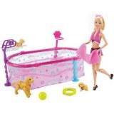 Barbie et les chiots nageurs T2706