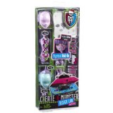 Monster High accessoire stickers laboratoire X3730