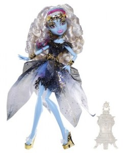 Monster High 13 souhaits poupée abbey bominable BBR94
