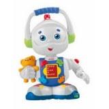 Jouet d'éveil premier age Toby le Robot bilingue