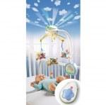 Fisher Price mobile télécommandé doux rêves papillons C0108